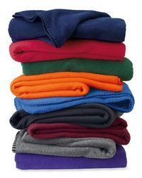 Wholesale Brand Name Clothing Apparel In Bulk Suppliers Boutiques - Colorado Clothing - Fleece Sport Blanket - 5500