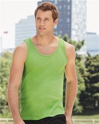 Wholesale Brand Name Clothing Apparel In Bulk Suppliers Boutiques - Gildan - Ultra Cotton Tank Top - 2200