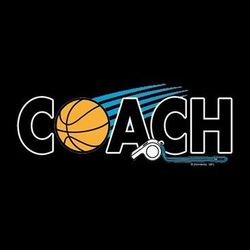 Coach Basketball Wholesale Bulk Graphic Funny T Shirts Apparel Suppliers Drop Shipping - a10209h