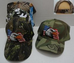 Wholesale Apparel American Flag Eagles Hats - MSC Distributors