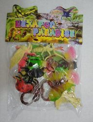 Party Toys Wholesale Merchandise Suppliers - Party Supplies - Kids Toys Games - TY284. 12pc Plastic Bugs