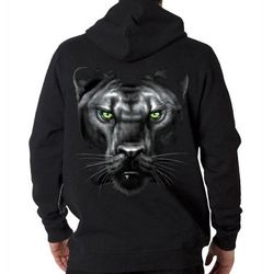 Wholesale Bulk Suppliers Clothing USA - HOODIE HOODED SWEATSHIRT MAJESTIC BLACK PANTHER