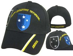Medical Infantry Division Wholesale Bulk Suppliers - ECAP514b. Military Embroidered Acrylic Caps