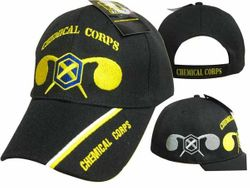 Wholesale Bulk Suppliers - ECAP551b. Military Embroidered Acrylic Caps