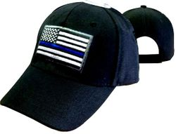 Wholesale Bulk Suppliers - ECAP556b. Police Embroidered Acrylic Caps