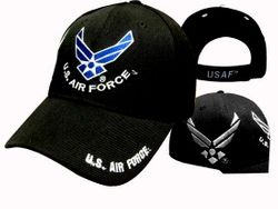 Air Force Wholesale Bulk Suppliers - ECAP561b. Military Embroidered Acrylic Caps