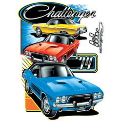 Wholesale Men's Women's Dodge Car T Shirts Bulk Suppliers - 20417HD2