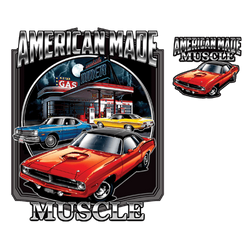 Wholesale Men's Women's Dodge Dart Duster Car T Shirts Bulk Suppliers - 20418HD2