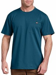 Wholesale Clothing and Apparel - Genuine Dickies Men's Short Sleeve Performance Pocket T-Shirt