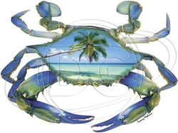 MSC Distributors : Funny Florida Fishing T Shirts Men's Hats Wholesale Bulk Supplier Crab