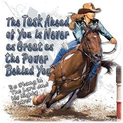 Bulk T-Shirts Wholesale Supplier Equestrian Southern Cowgirl - MSC Distributors