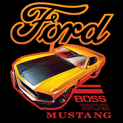 Shop Wholesale Muscle Car Graphic Designed T-Shirts & Apparel Online - MSC Distributors