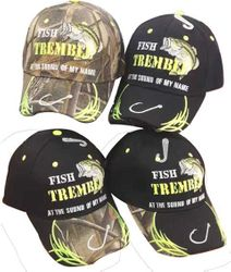 Wholesale Fishing Embroidered Hats Caps Cheap For Men in Bulk - MSC Distributors