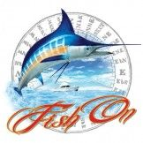 Wholesale Fishing T Shirts in Bulk Saltwater Marlin