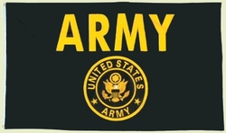 Wholesale Flags Supplier Bulk - F288A. Military Army