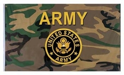 Wholesale Flags Supplier Bulk - F289. Military Army