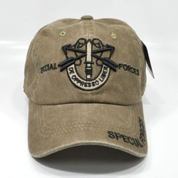 Wholesale Hats Ball Caps Military Special Forces Veteran Army USA
