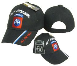 Wholesale Clothing, Best Selling Army Military Wholesale Hats Bulk Suppliers - Military Veterans - 82nd Airborne Div Cap