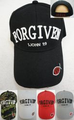 Christian Hats - Wholesale HT701. FORGIVEN Hat - MSC Distributors
