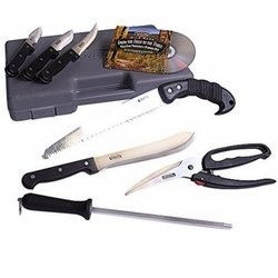 Wholesale Hunting Gear Gifts Camping Fishing Sporting Goods Bulk Supplier - Eastman Processing Kit with DVD