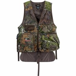 Wholesale Hunting Gear Gifts Camping Fishing Sporting Goods Bulk Supplier - Men's Camo Turkey Vest with Cushioned Seat