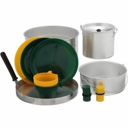 Wholesale Hunting Gear Gifts Camping Fishing Sporting Goods Bulk Supplier - Stansport Deluxe Cook Set 16 pc Box