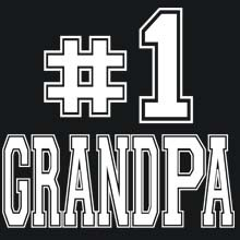 Wholesale Clothing and Apparel Drop Shipping - Number 1 Grandpa T-Shirts Suppliers - MSC Distributors
