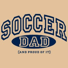 Wholesale Men's Soccer Dad Family Clothing Supplier T Shirts Hats Bulk - 21461n