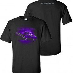 Wholesale Men's Women's American Muscle Car T Shirts Bulk Suppliers - JAD-105-Charger-279x279