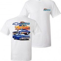 Wholesale Men's Women's American Muscle Car T Shirts Bulk Suppliers - TDC_126-Super-Nova