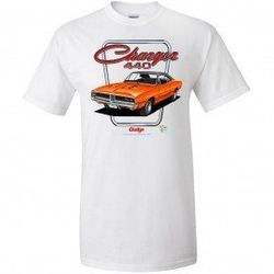 Wholesale Men's Women's American Muscle Car T Shirts Bulk Suppliers - TDC_163-Charger