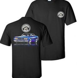 Wholesale Men's Women's American Muscle Car T Shirts Bulk Suppliers - TDC-169-Super-Bee