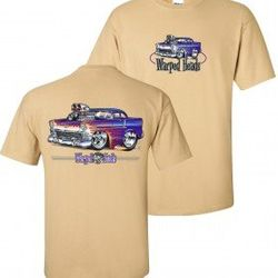 Wholesale Men's Women's Chevrolet American Muscle Car T Shirts Bulk Suppliers - WH_104-56-Chevy