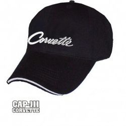 Wholesale Men's Women's Corvette American Muscle Car Fashion Hats Baseball Caps Bulk Suppliers - CAP-111