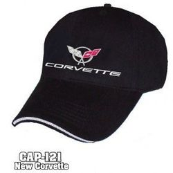 Wholesale Men's Women's Corvette American Muscle Car Fashion Hats Baseball Caps Bulk Suppliers - CAP-1211