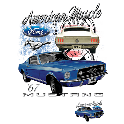 06d5d22b8 Wholesale Bulk Suppliers Clothing USA - Drop Shipping - American Ford Mustang  Muscle Car T Shirts Bulk Suppliers - 21278D1