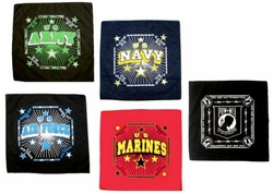 Wholesale Military Bandanas Hats - B Military POW. Military Bandanas