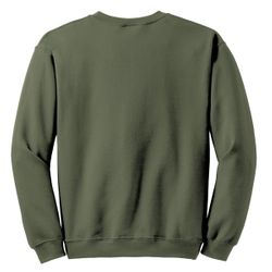 Bulk Wholesale Clothing Crewneck Sweatshirts US Military Suppliers - MSC Distributors - 301194 Military Green