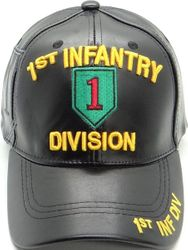 Wholesale Leather Military Hats and Caps - 1st Infantry