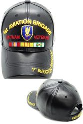 Wholesale Leather Military Hats and Caps - Vietnam 1st Aviation