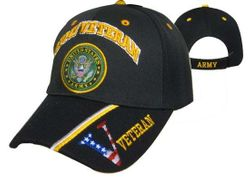 Cheap Custom Military Wholesale Buy Cheap Products - Army Veteran Hats Embroidered Wholesale Bulk Suppliers - MSC Distributors