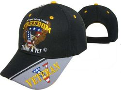 Wholesale Military Hats Suppliers - CAP606 Love Freedom Cap