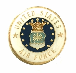 Air Force Wholesale Military Hats Pins - PIN019. Military