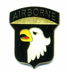 Airborne Wholesale Military Hats Pins - PIN041. Military