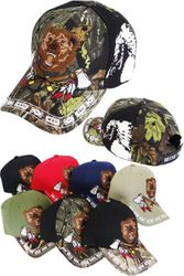 Wholesale Military Hats For Men - NP-101 Native Pride