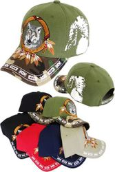 Wholesale Military Hats For Men - NP-104 Native Pride