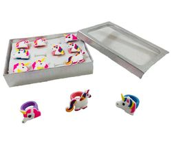 Party Toys Wholesale Merchandise Suppliers - Party Supplies - Kids Toys Games - TY661. Silicone Unicorn Ring