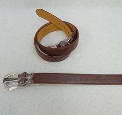 Shop Wholesale Clothing Online Store - Belt--Wide Brown [USA Eagle] All Sizes