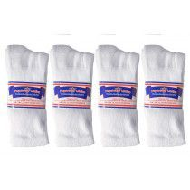 MSC Distributors : Wholesale Sock Manufacturers USA Suppliers Wholesalers - Physicians Choice Diabetic Crew Socks (12 Pair Pack) Choose Size & Co