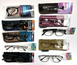 Wholesale Sunglasses - #3-RD Closeout! Assorted Style Reading Glasses - $2.15 each(150 pieces